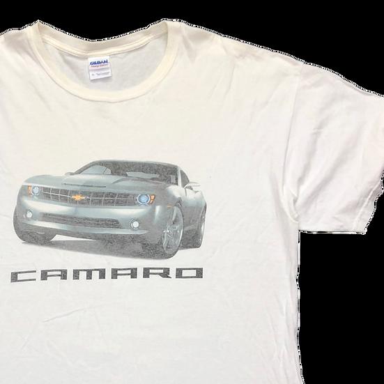CAMARO T-shirt / WHT