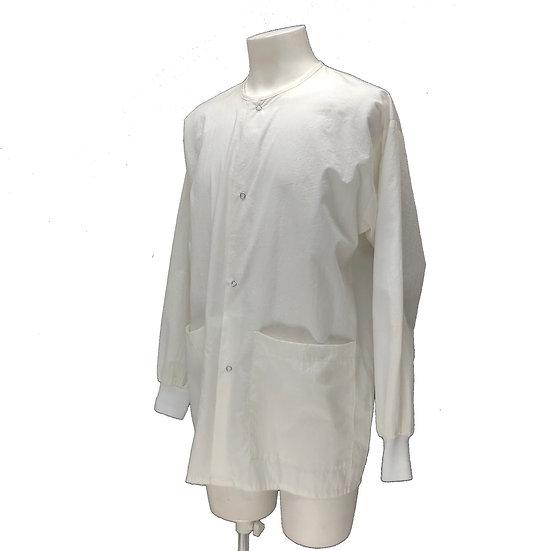 old medical shirt / WHT