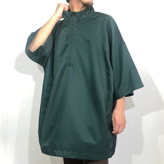 s/s design pullover jacket / GRN