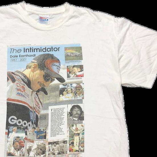 racer T-shirt / WHT