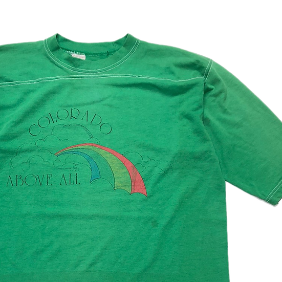 old colorado T-shirt  / GRN