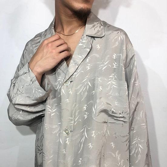 old pajama shirt / GRY