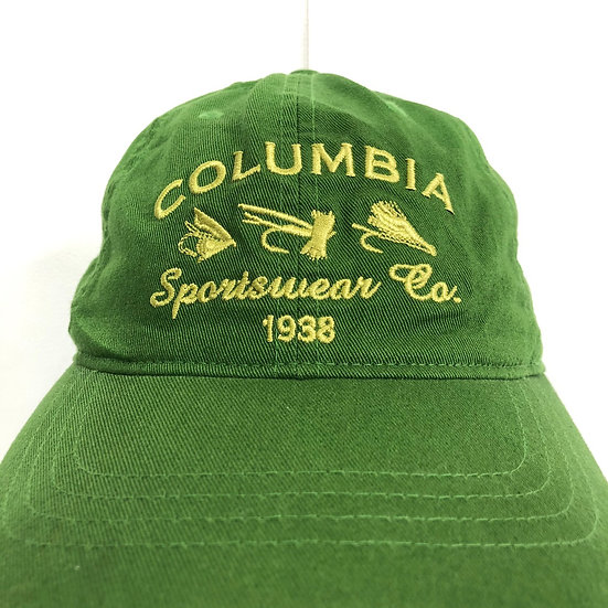 columbia 6panel cap / green