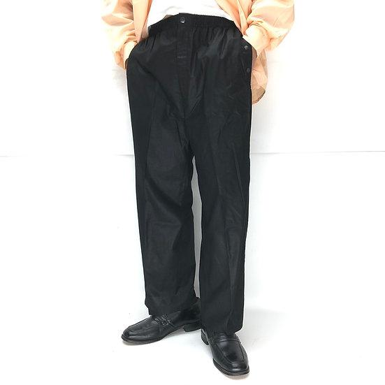 COTLER design pants / BLK