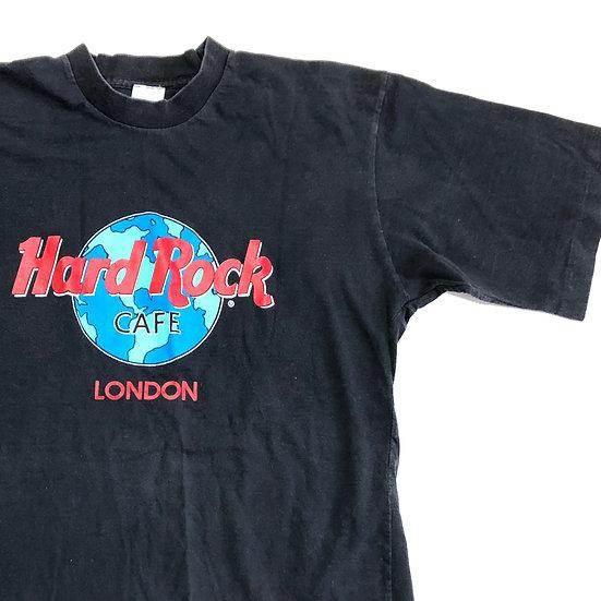 ハードロック T-shirt  / BLK