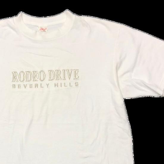 Rodeo drive T-shirt / WHT
