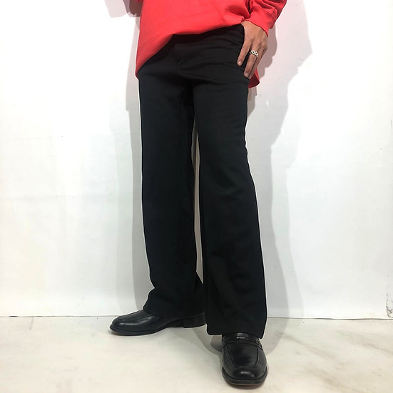 old  flare pants / BLK