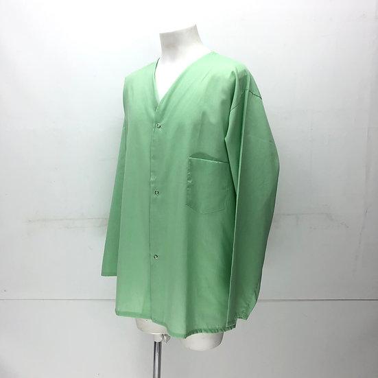 old medical shirt / L.GRN