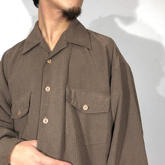 design shirt / BRN