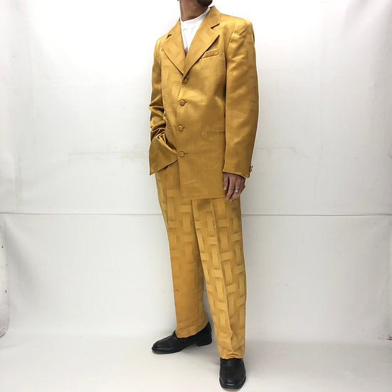 3B set-up / mustard