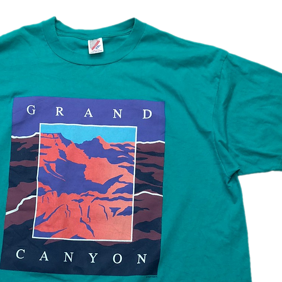 old Grand Canyon T-shirt  / L.GRN