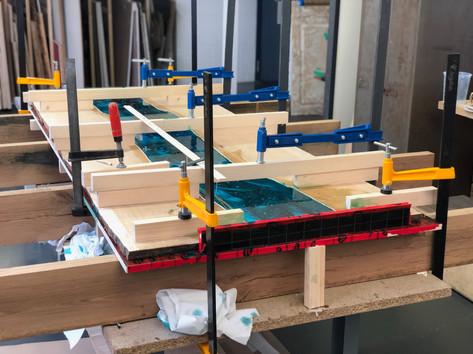Création Table Rivière