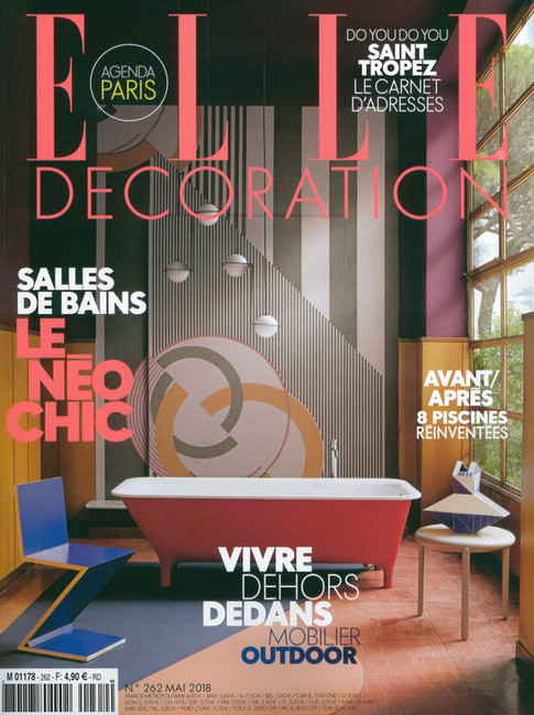 Magazine ELLE DECORATION