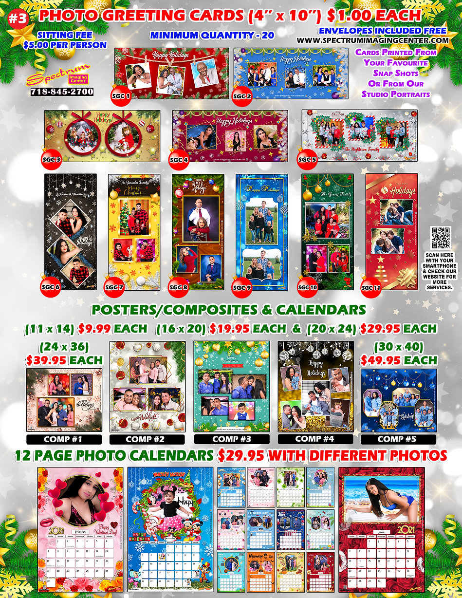 STORE (FALL & HOLIDAY) (2019-2020) (PAGE