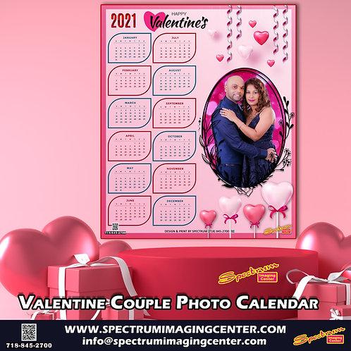 Valentine Calendar Specials