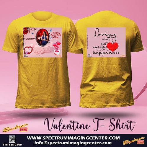 Valentine T-Shirt Special
