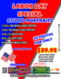SPECTRUM LABOUR DAY PORTRAIT SPECIALS(08