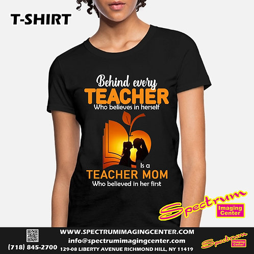 Behind Every Teacher  Graphic Tee