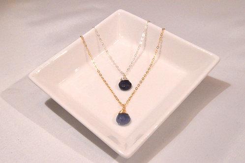 Sapphire Medium Drop