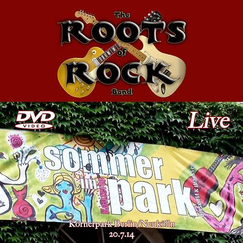 Live DVD - Sommer im Park Festival 2014