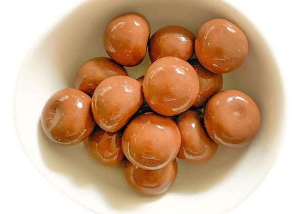 Milk Chocolate Raspberry Balls