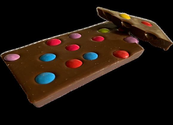 Spot on Milk Chocolate Block