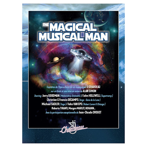 THE MAGICAL MUSICAL MAN (DVD)