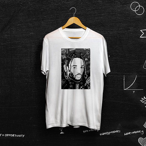 Re-Educated Unisex Tee: 'KENDRICK'
