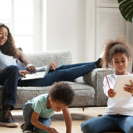Five activities to do with kids while Social Distancing