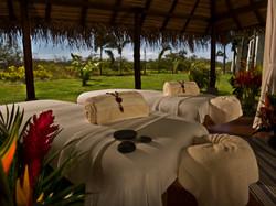 Spa - Tropical Garden Cabin