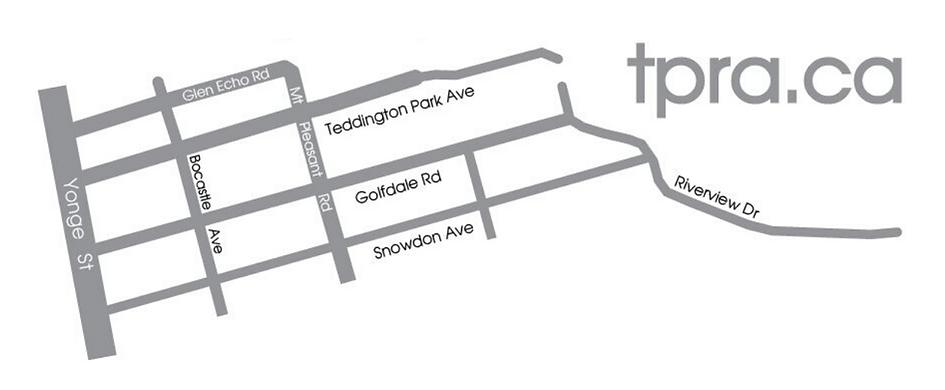 Teddington Park Residents Association In