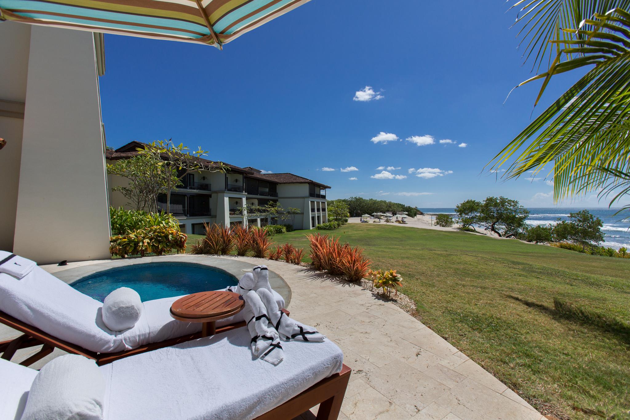 Suite Pool Terrace