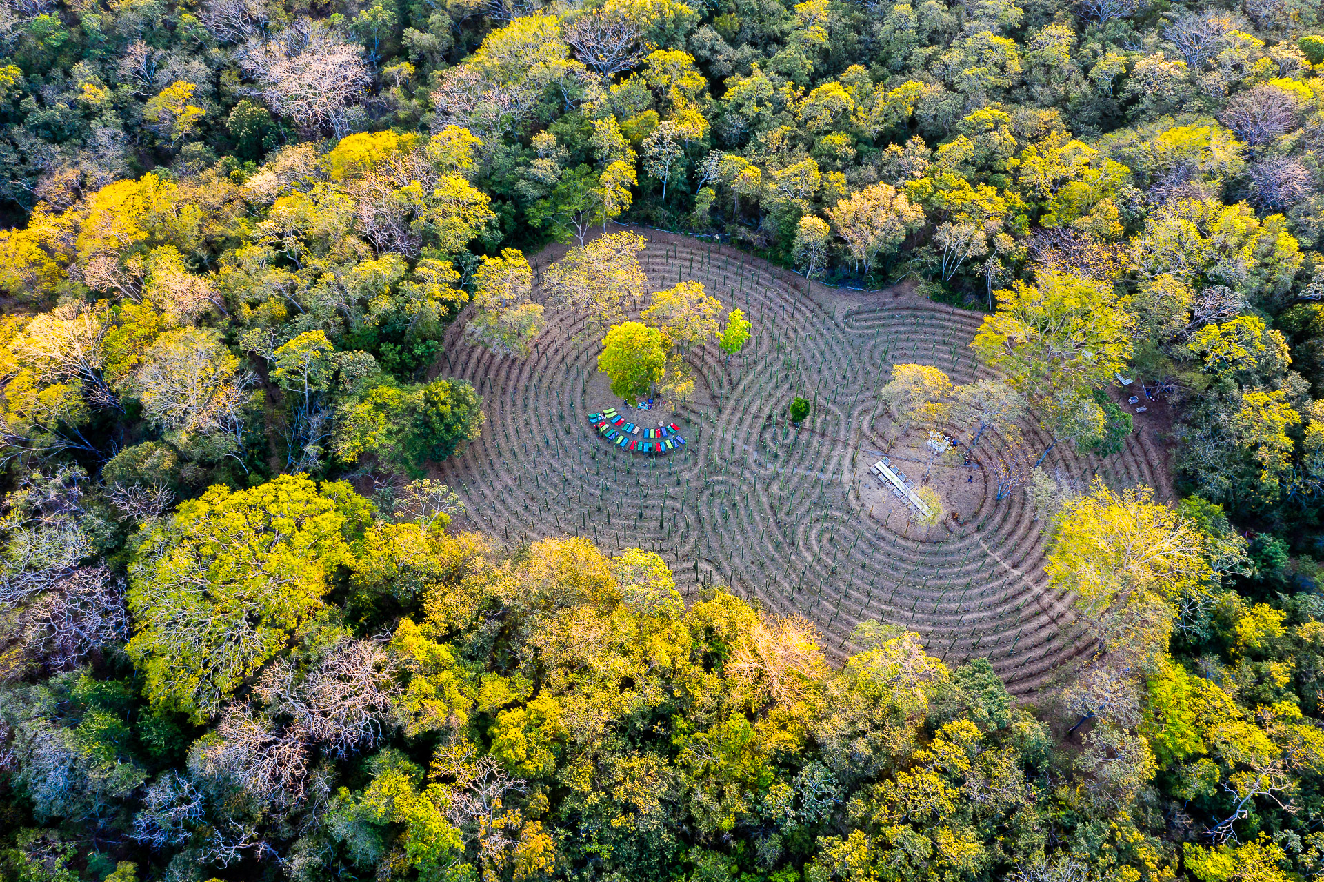 Spritual Labyrinth
