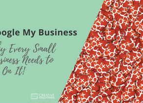 Google My Business – Why Every Small Business Needs to Be On It