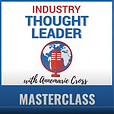 Industry thought leader by Annemarie Cro
