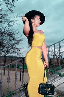 woman-wearing-yellow-sleeveless-dress-we