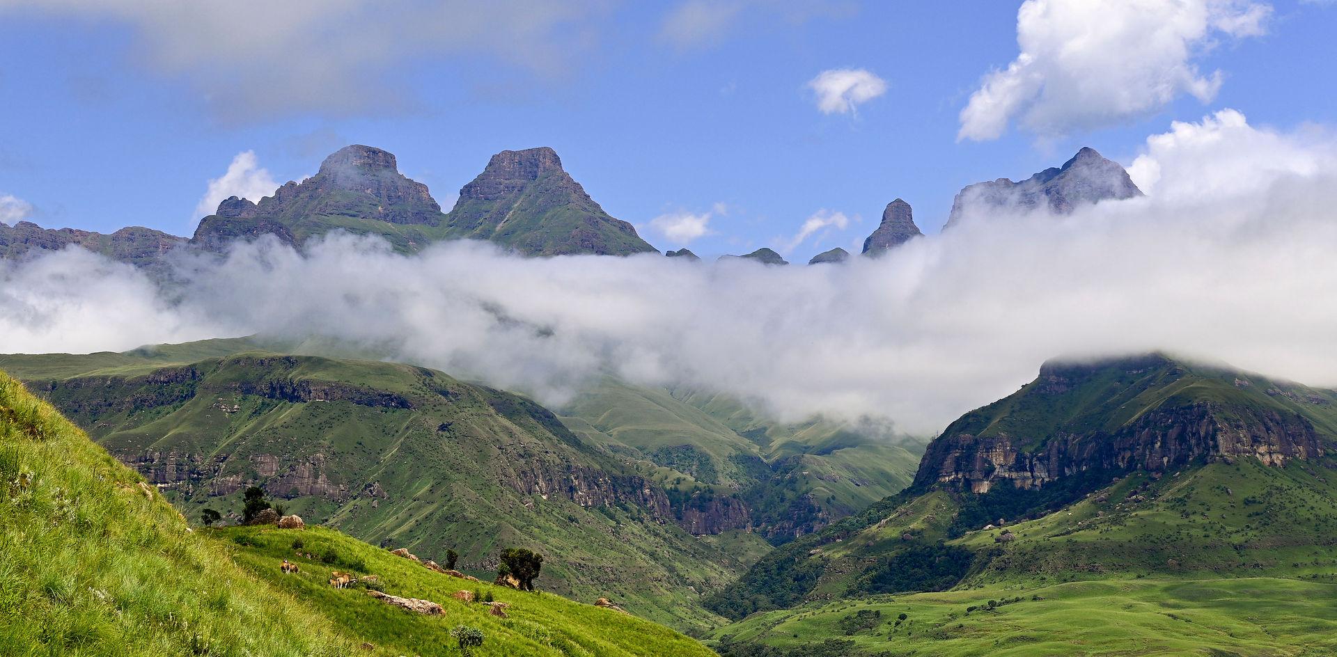 uKhahlamba-Drakensberg Park KwaZulu-Natal, South Africa