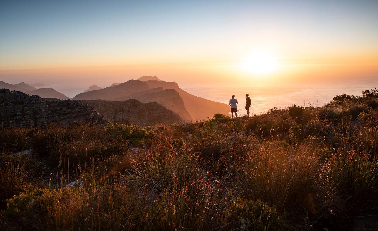 Table Mountain, Cape Town, South Afriaca, 2019