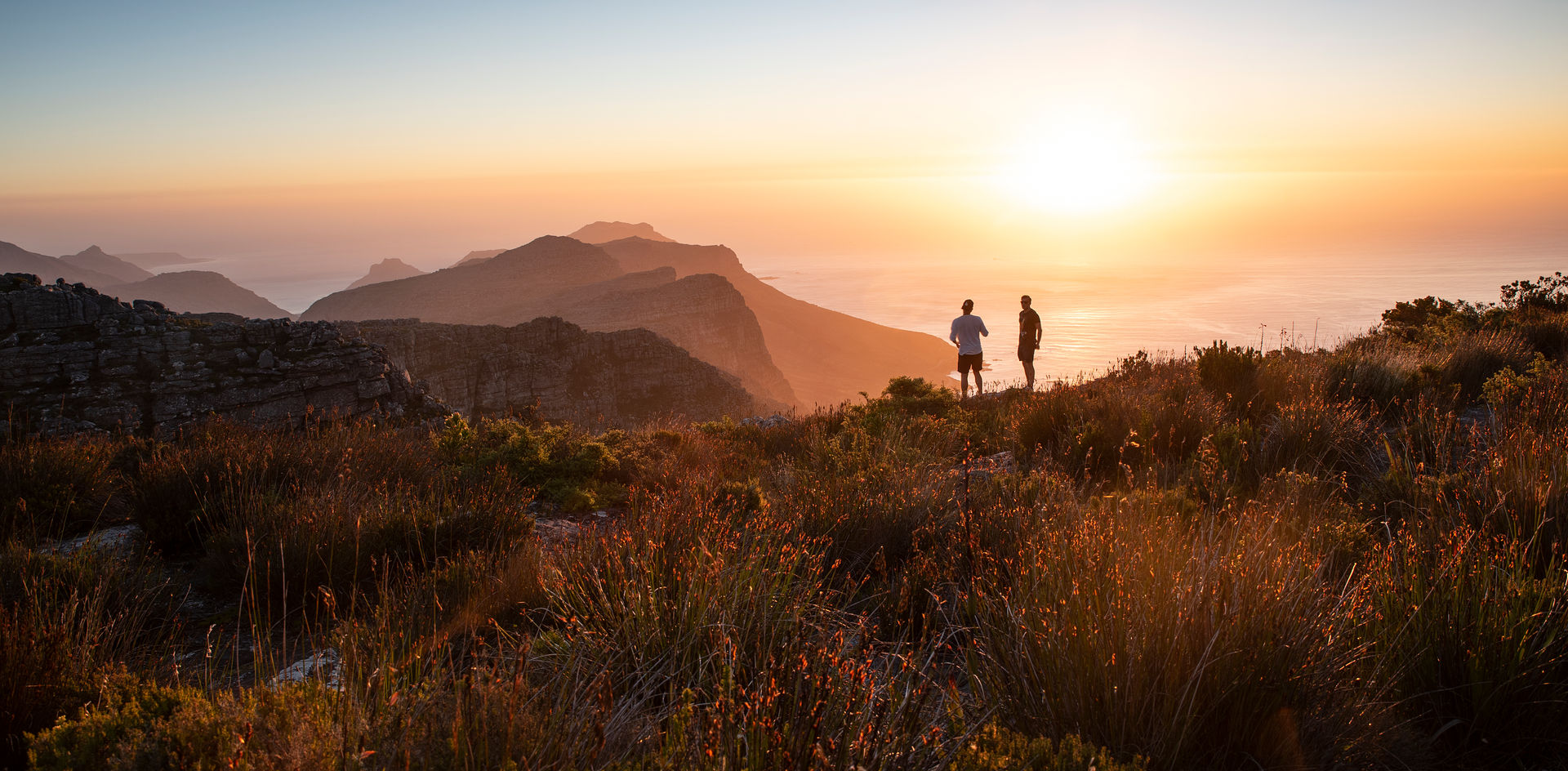 Table Mountain, Cape Town, South Afriaca, 2019