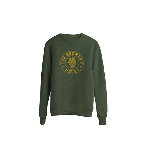 The Brewer's Heart Sweater