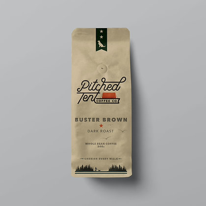 Buster Brown Dark Roast Coffee
