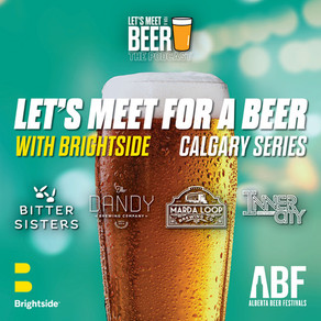 Let's Meet For A Beer - Calgary Series!