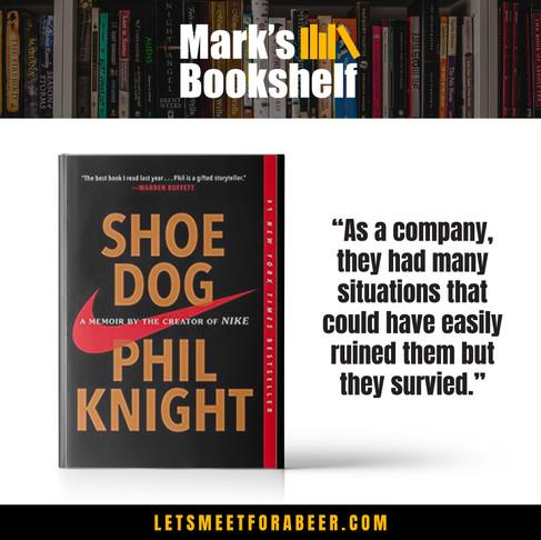 My Bookshelf - Shoe Dog