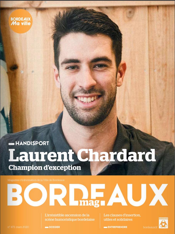 Portrait laurent chardard