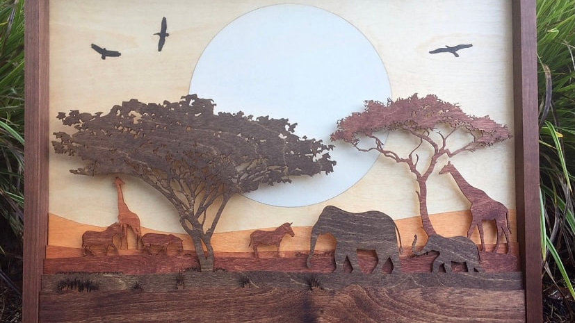 African Wildlife Serengeti