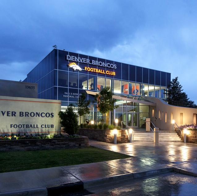 Denver Broncos Headquarters
