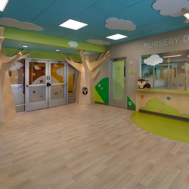 Cherry Hills Community Church - Nursery