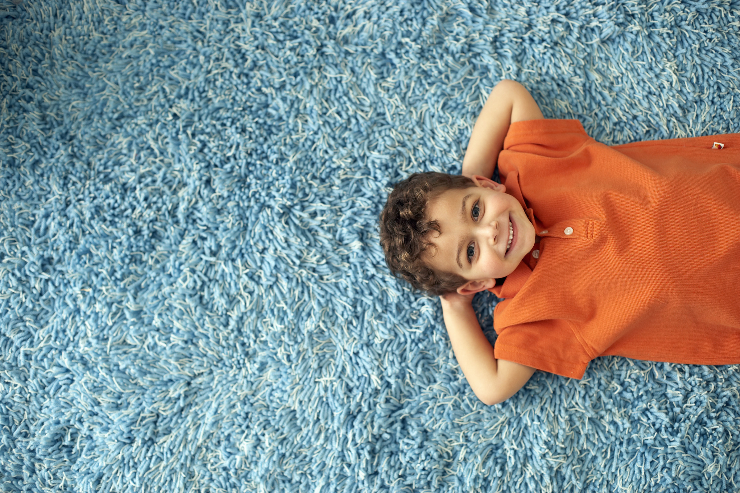 Salt Lake City Carpet Cleaning Boy