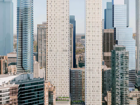 Toronto is getting two massive skyscrapers that will have room for 1,110 new homes