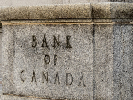 Bank Of Canada Holds Overnight Rate Steady